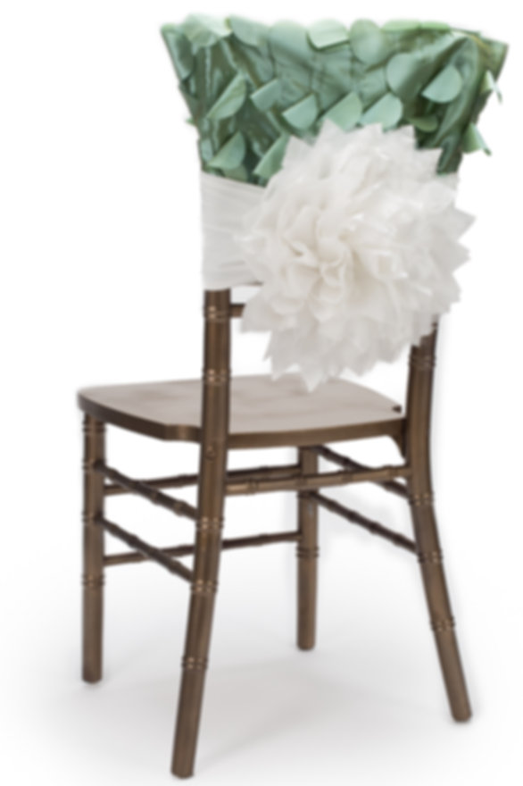 Sophia chair cover cap