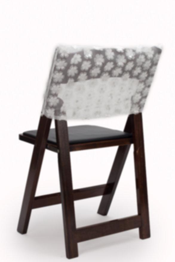 Arabella chair cover cap