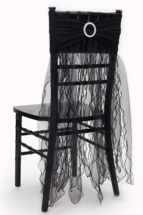 Oriana chair cove skirt