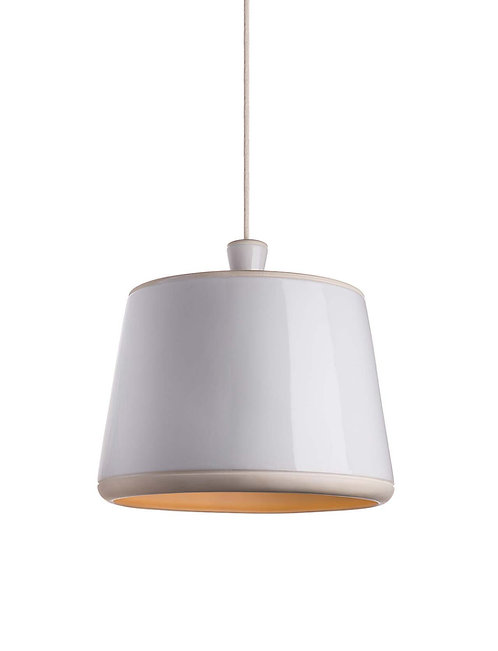 Ciocco Big, designer ceramic lamp