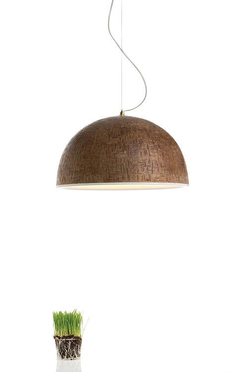 Tick, wood lamp