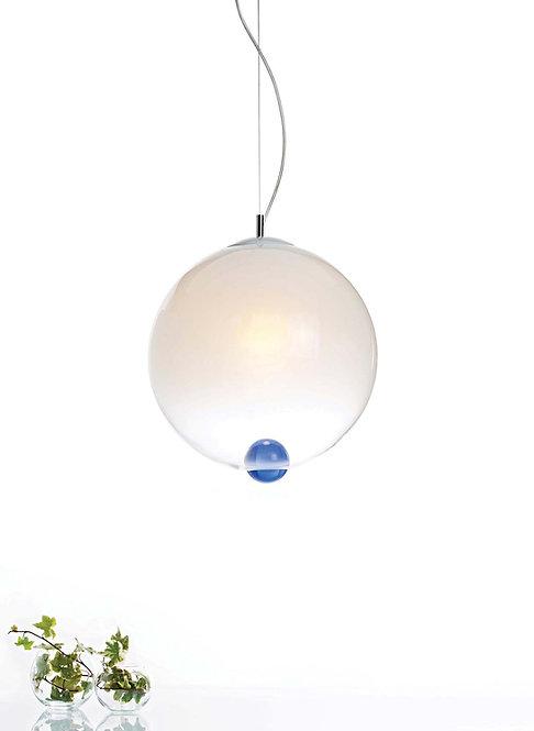 Bubble, Globe pendant lamp