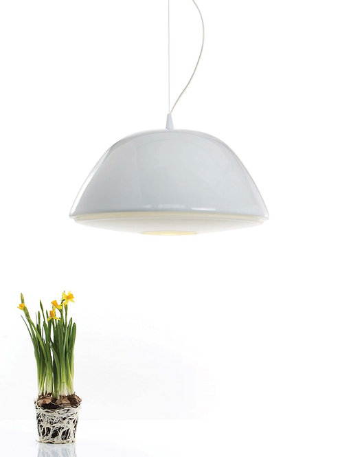Aurora, white pendant lamp