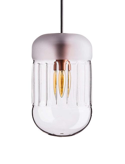 Giada satin, Designer pendant lamp