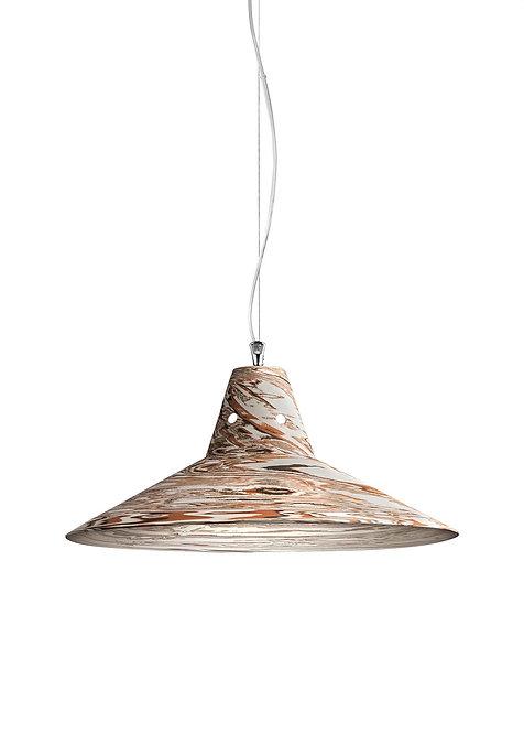 Sombrero, artisan lamp