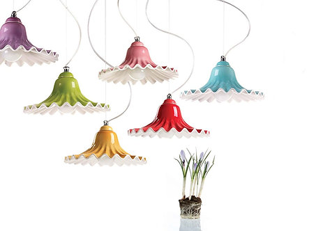 Lisa, Colorful traditional  lamp