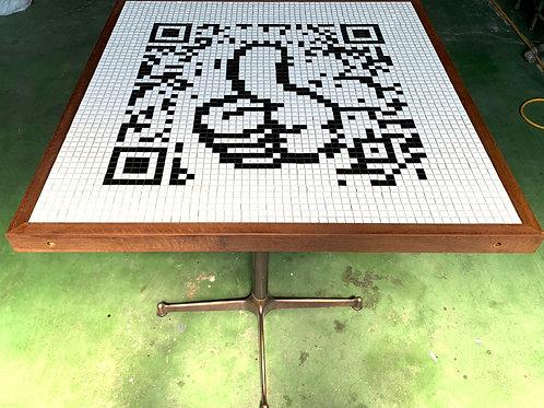 QR code table