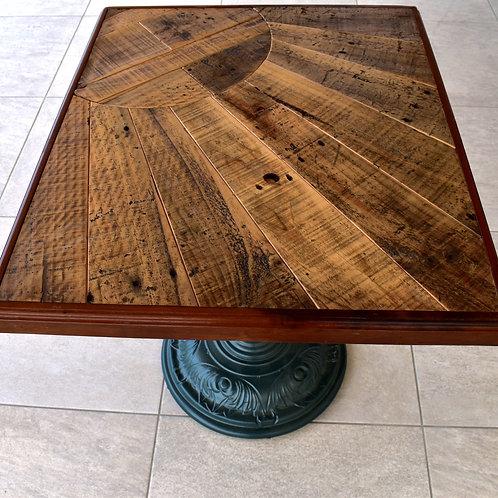 sunny table