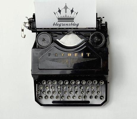 blogronsblog