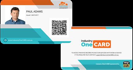 Industry OneCARD Digital Employee Skill