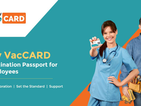 My VacCARD