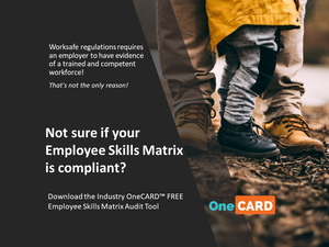 Employee Skills Matrix Audit Tool