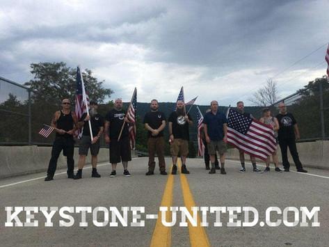 Keystone United Overpass Rally