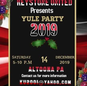 Yule Party 2019