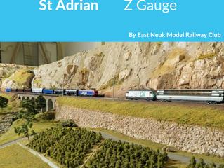 Cupar Model Rail 2018