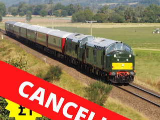 Cupar Model Rail 2021 - Cancelled