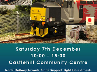 Christmas Model RailwayShow