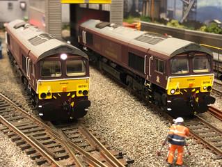 Hattons Class 66