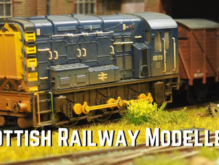 Facebook Group - Scottish Railway Modellers