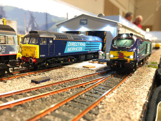 Renfrewshire Model Railway Exhibition