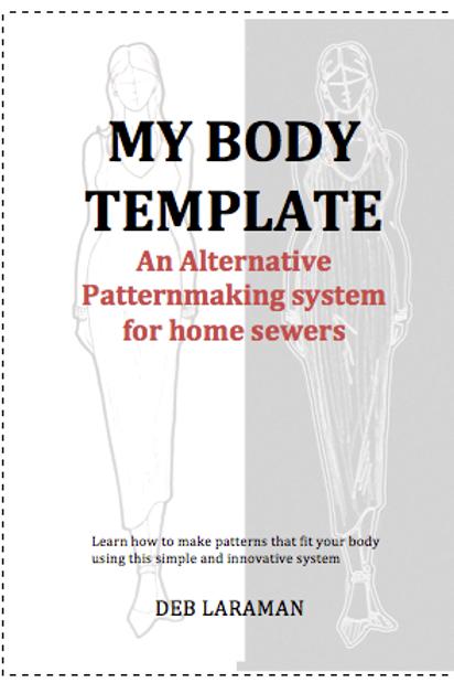 my body template- book 1