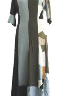 WORKSHOP- free form dress or tunic