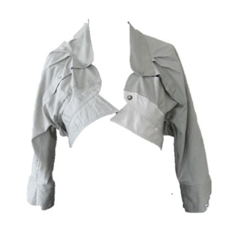 WORKSHOP - Bolero jacket