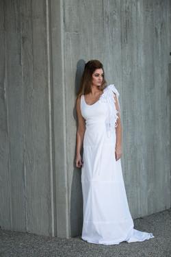 $20 T-shirt wedding dress