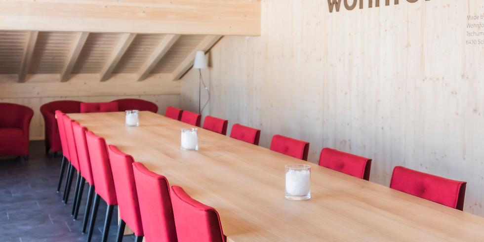 """Sitzungszimmer """"Wohnform Meeting"""""""