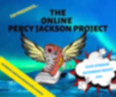 Copy of THE ONLINE PERCY JACKSon PROJECT