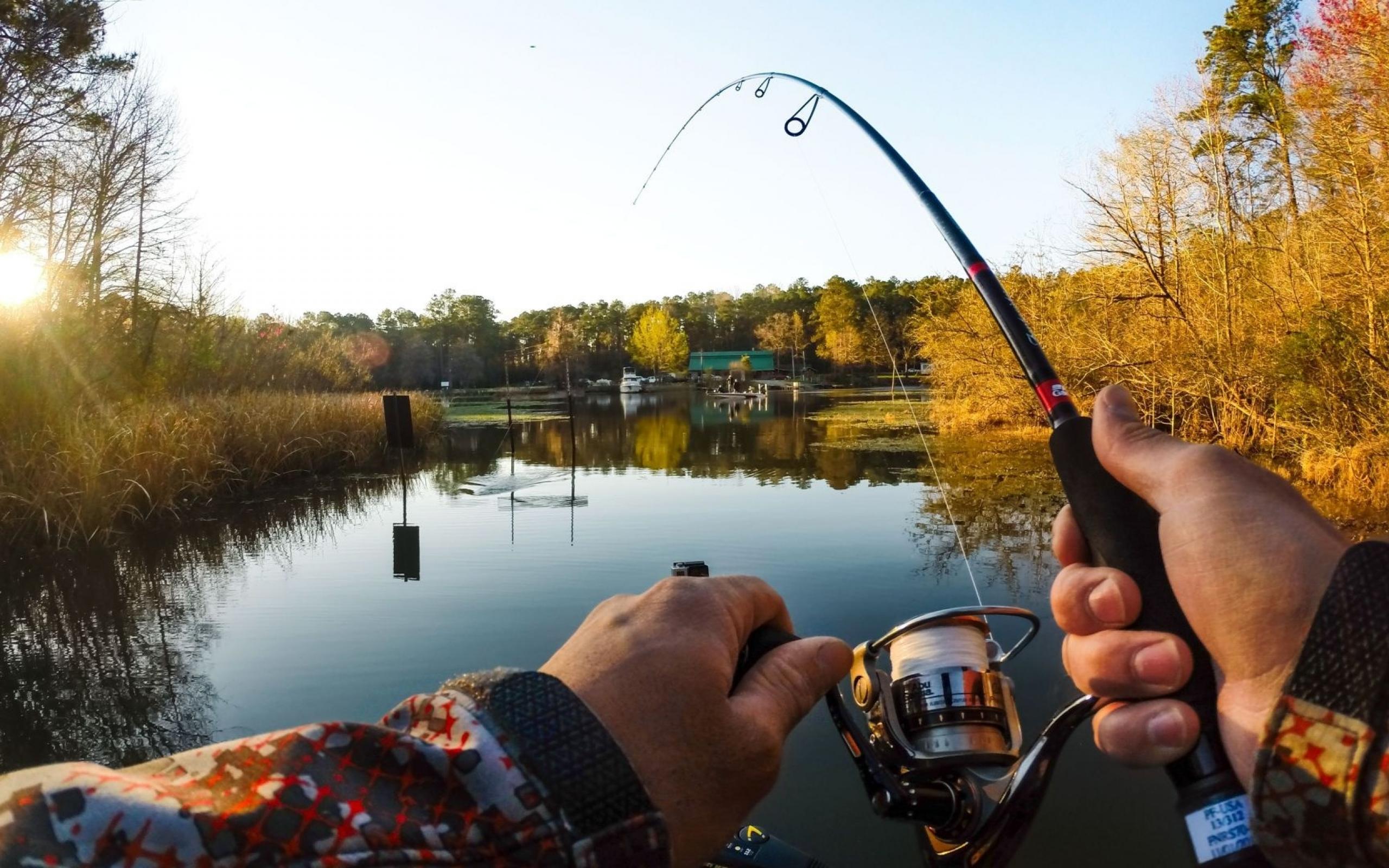 ТОП-5 мест для отдыха и рыбалки в России