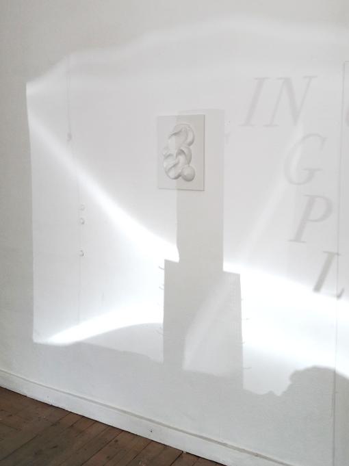 Exhibition view. Automat artspace Saabrücken, 2020