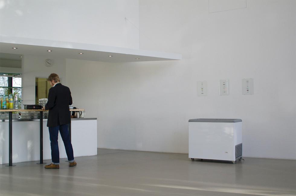 Exhibition view, Documenta-Halle, Kassel,2017