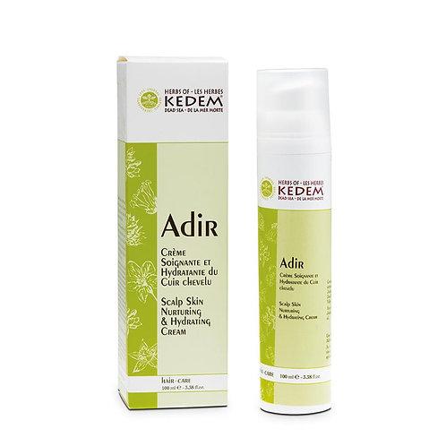 Adir | Адир - питательный крем для волос (100 мл) - Herbs of KEDEM | Кедем