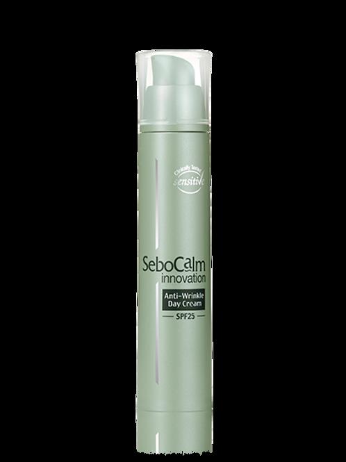 Anti-Wrinkle SPF25 - дневной крем от морщин (50 мл) - SeboCalm | Себокальм