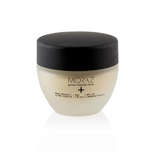 Дневной крем для сухой и комбинированной кожи (50 мл) - Moraz