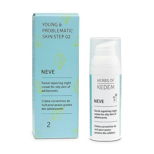 Neve | Новэ - крем для жирной и проблемной кожи лица (50 мл) - KEDEM | Кедем