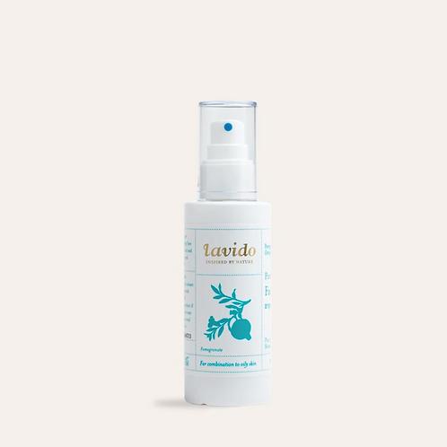Тоник для комбинированной и жирной кожи (120 мл) - Lavido