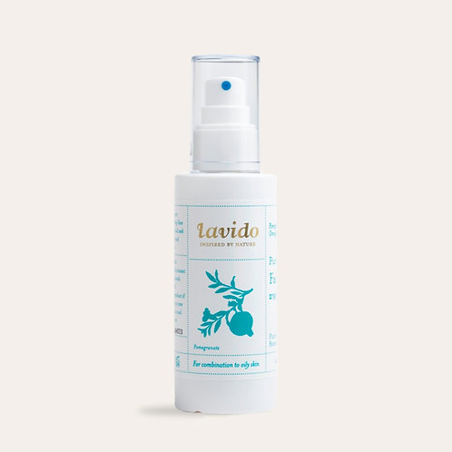 Мыло для лица для комбинированной и жирной кожи (100 мл) - Lavido