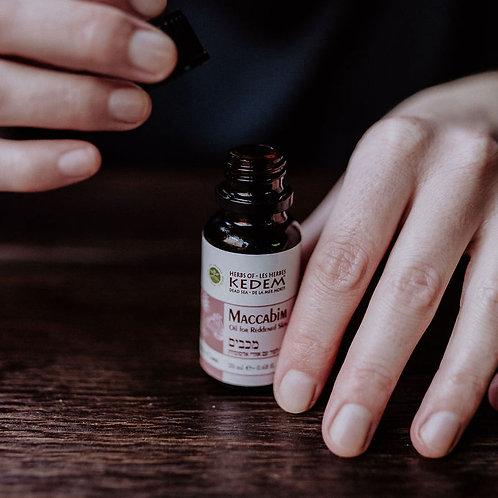 Maccabim | Макабим - восстанавливающее масло (20 мл) - Herbs of KEDEM | Кедем