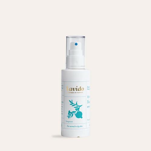 Тоник для нормальной и сухой кожи (120 мл) - Lavido