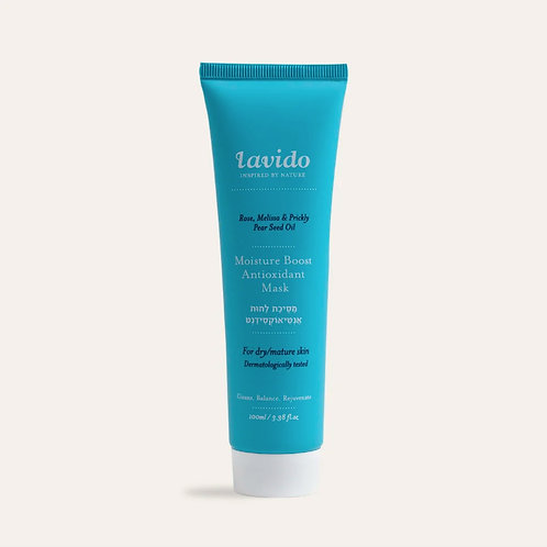 Антиоксидантная увлажняющая маска (100 мл) - Lavido | Лавидо