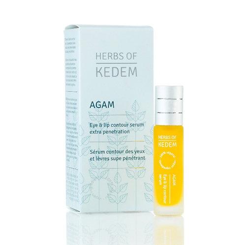 Agam | Агам - серум для кожи вокруг глаз (10 мл) - Herbs of KEDEM | Кедем
