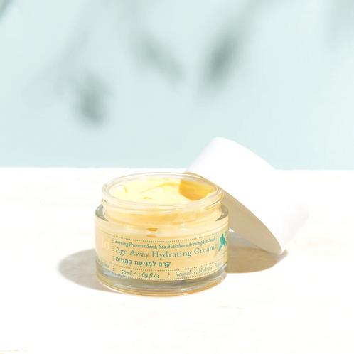 Антивозрастной увлажняющий крем с маслом семян примулы (50 мл) - Lavido