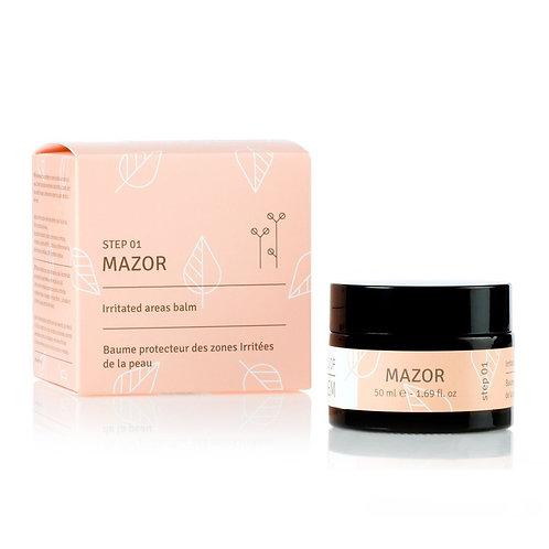 Mazor | Мазор - противогрибковый бальзам (50 мл) - Herbs of KEDEM | Кедем