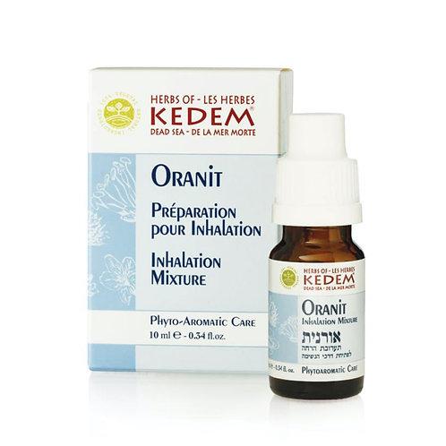 Oranit   Оранит - смесь масел для профилактики простуды (10 мл) - KEDEM   Кедем