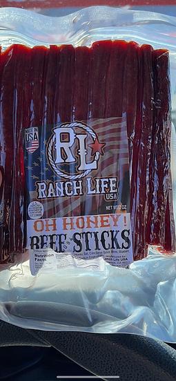 Oh Honey Sticks  12oz bag