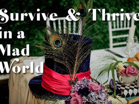 Survive & Thrive in a Mad World