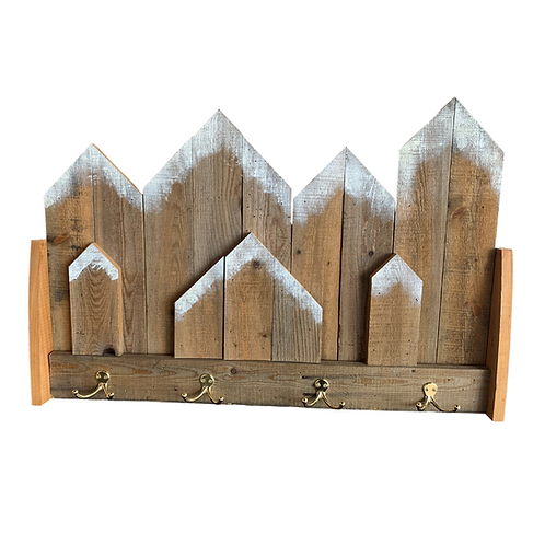Mountain Coat Rack