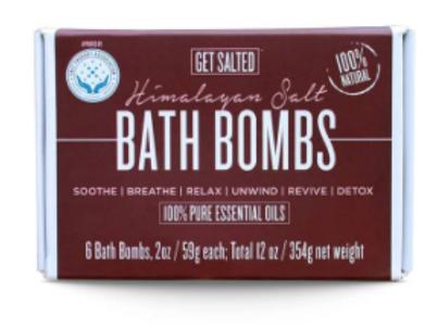 Get Salted Bath Bombs (Set)
